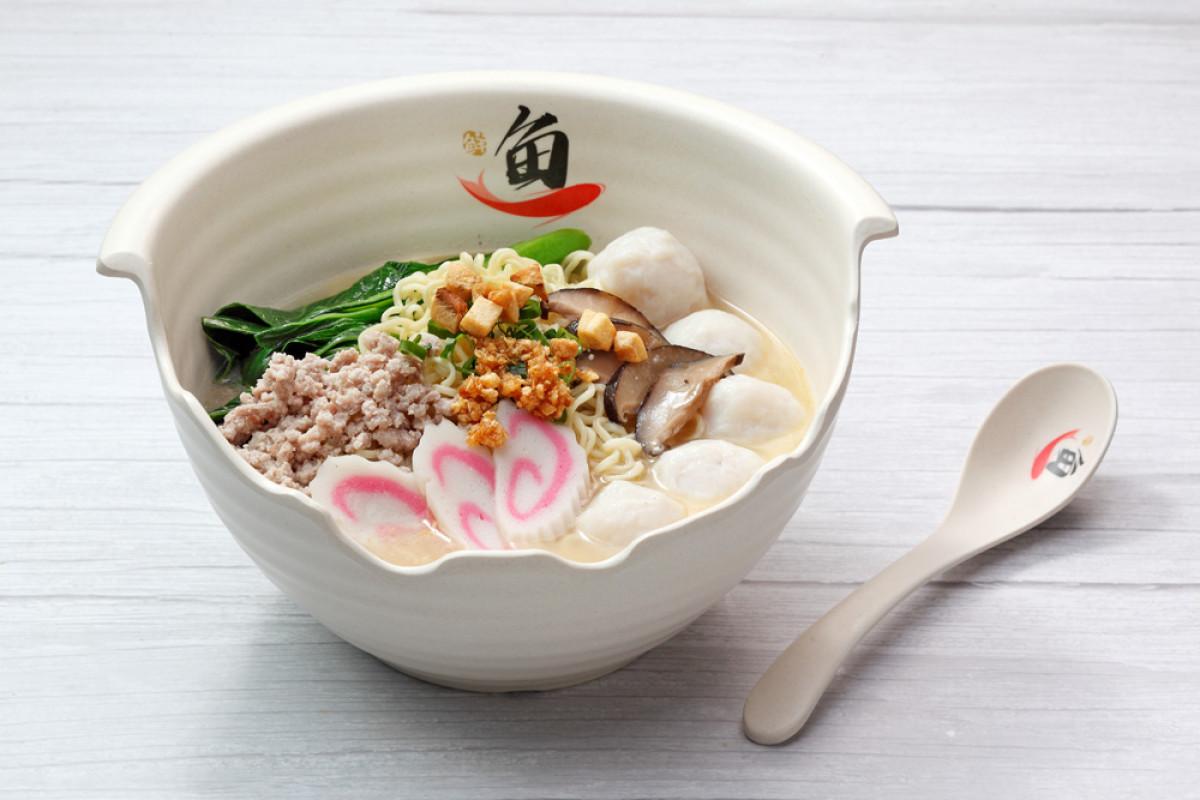 Image Product Bakso Ikan & Daging Cincang