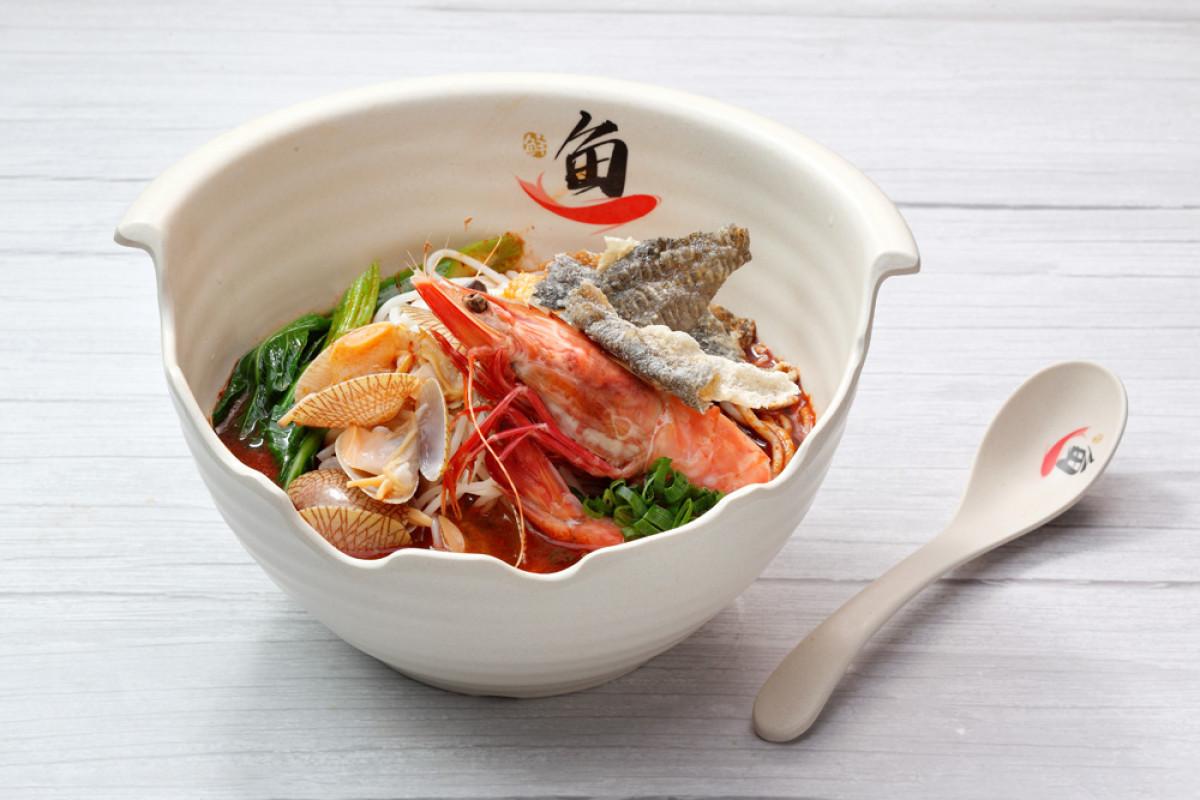 Image Product Udang Pancet, Kerang Batik & Ikan Filet Goreng