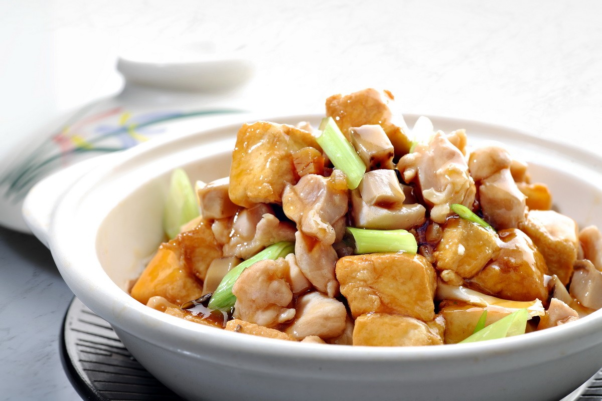 Image Product Bean Curd 豆腐