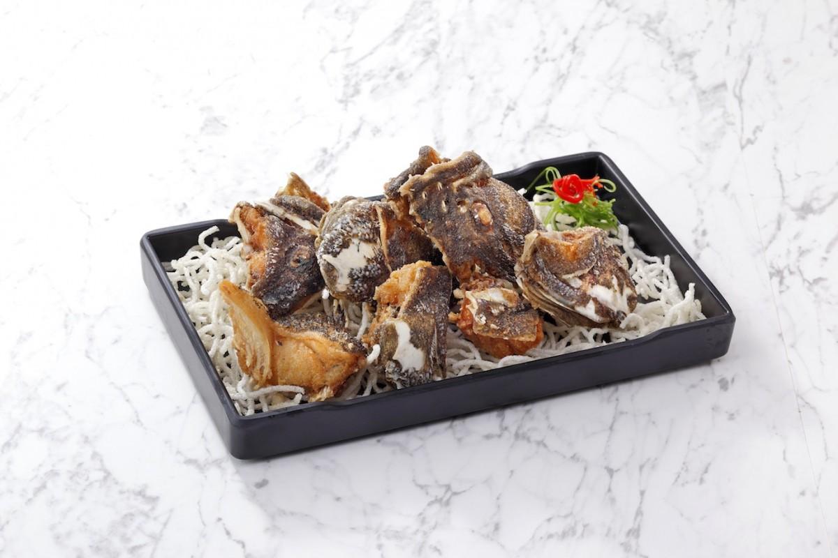 Image Product Kepala Ikan Karupa Goreng-SET