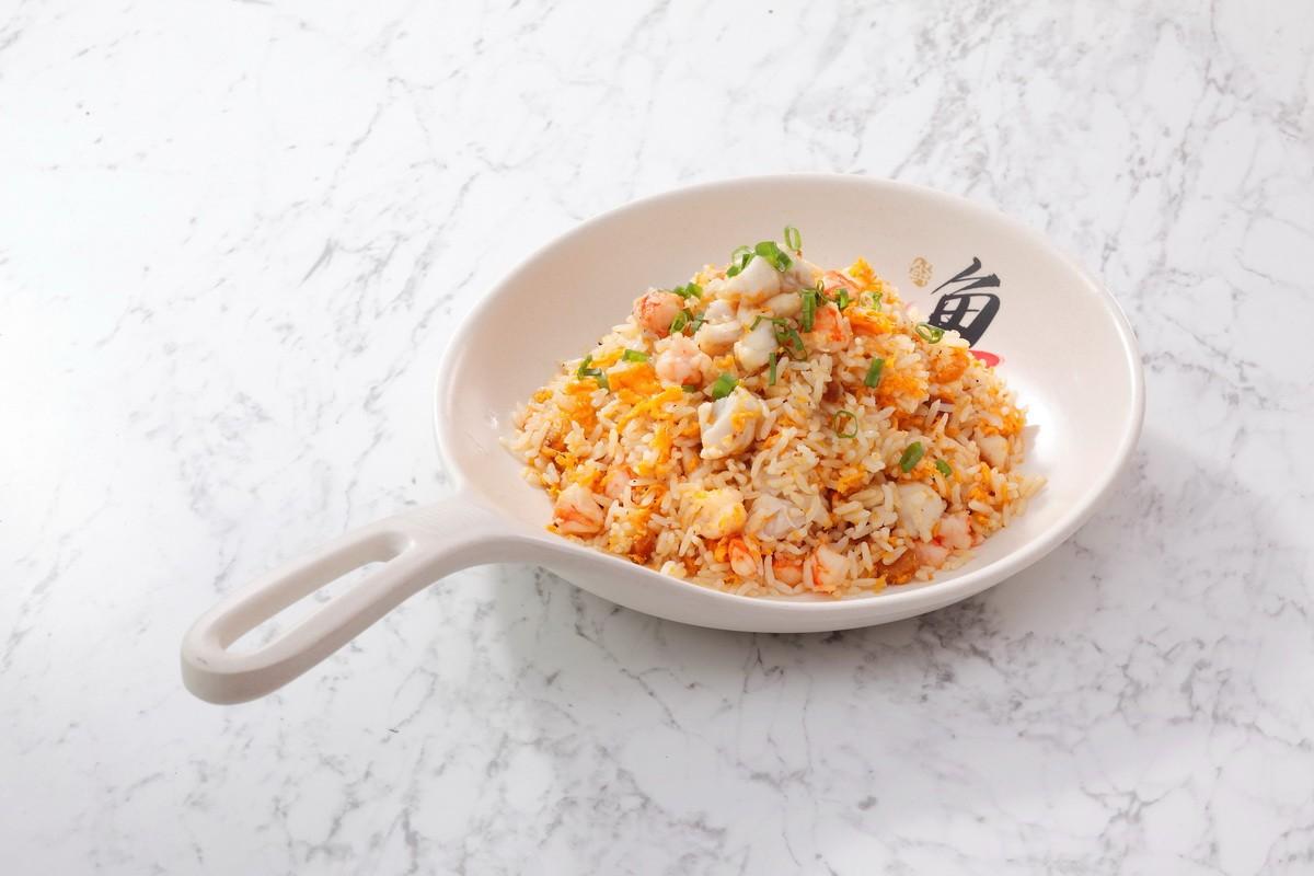 Image Product Nasi Goreng Seafood Ikan Asin