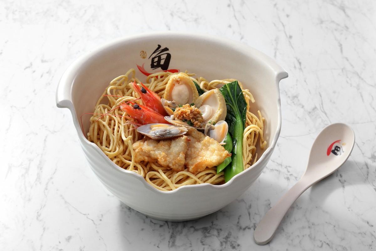 Image Product Baby Abalone, Udang ,Kerang & Ikan Filet Goreng