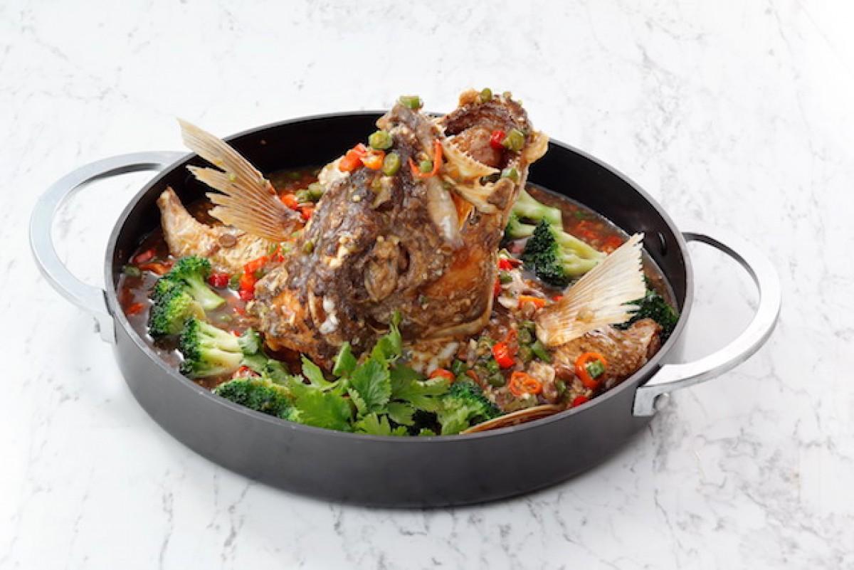 Image Product Fish Head  魚頭